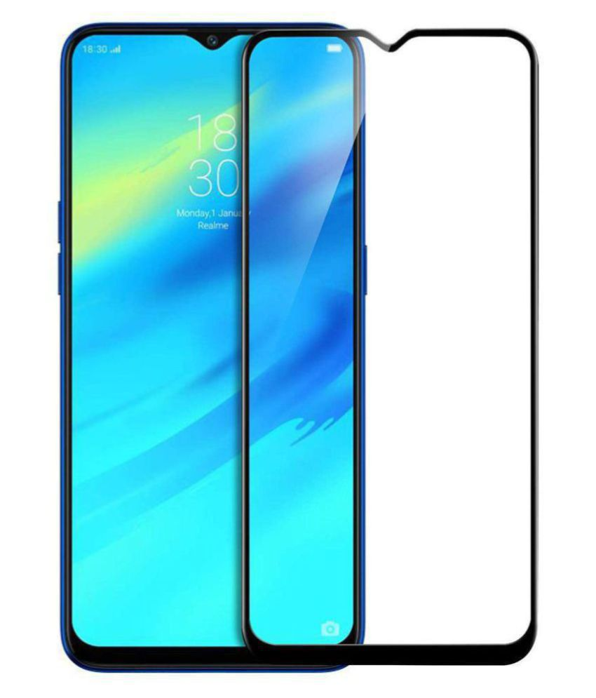 Oppo F9 Pro Tempered Glass Screen Guard By vinimox