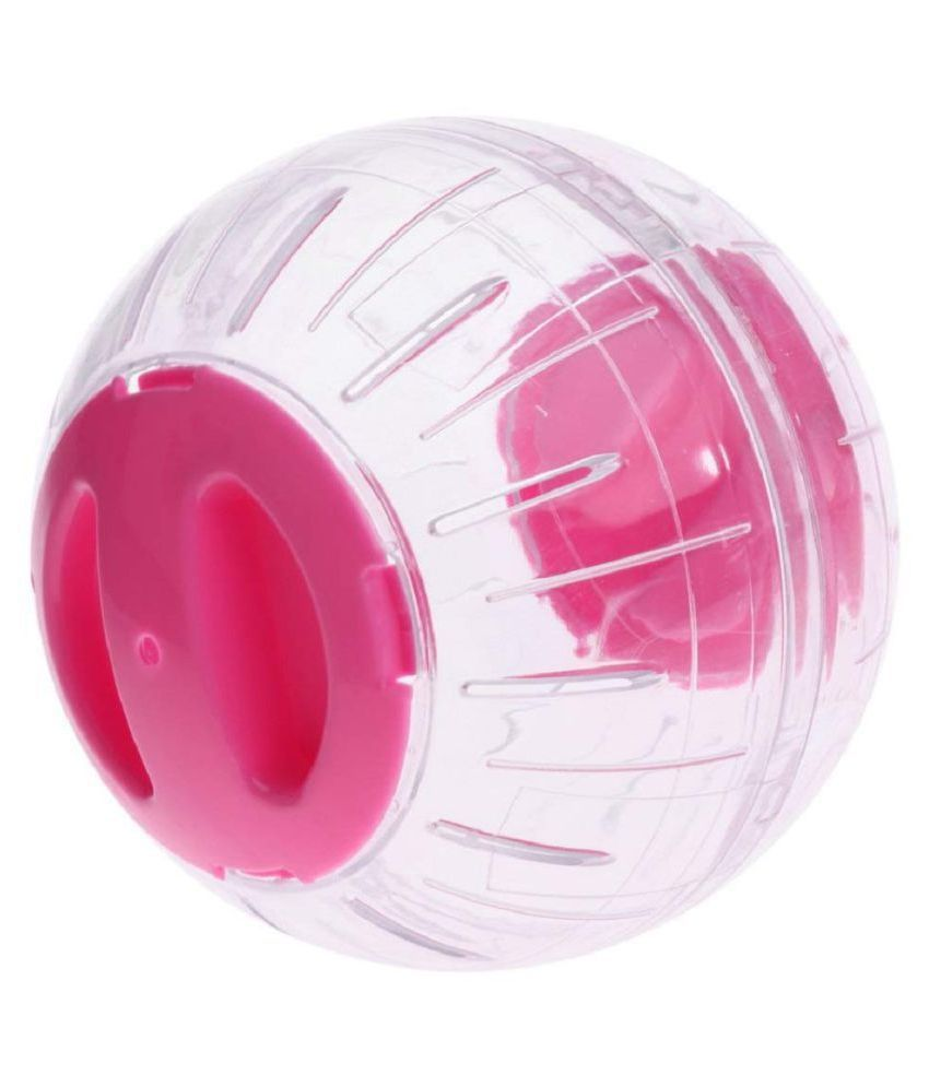 Hamster Transparent Glass Exercise Toy Running Ball Sports Toy Ball Runner