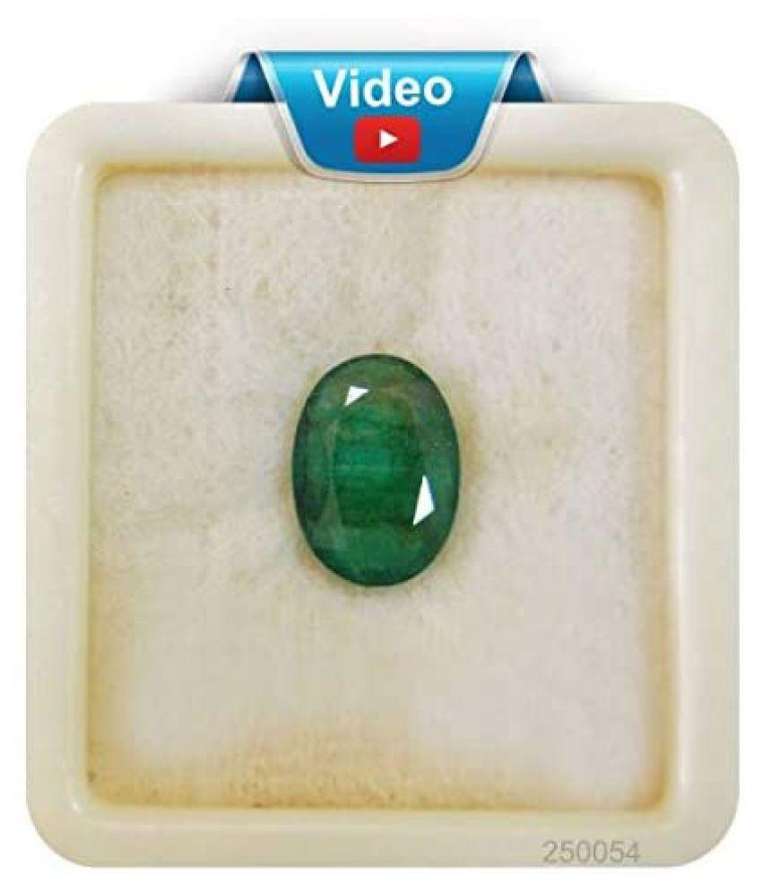 A1 Gems 5 - 5.5 -Ratti Self certified Emerald