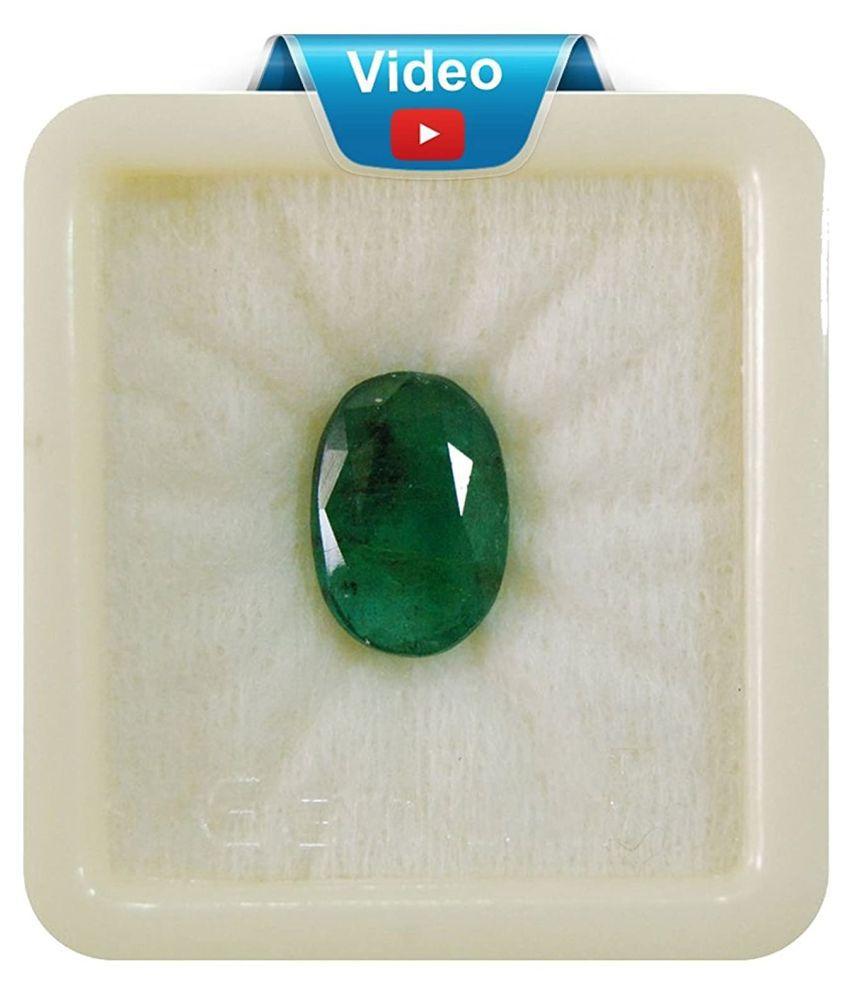 A1 Gems 7 - 7.5 -Ratti Self certified Emerald