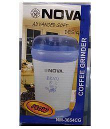NOVA NM-3654CG 3 -Cups 180 watt Coffee Grinders