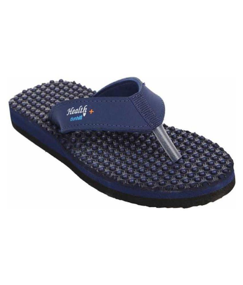 SIMATA Blue Slippers