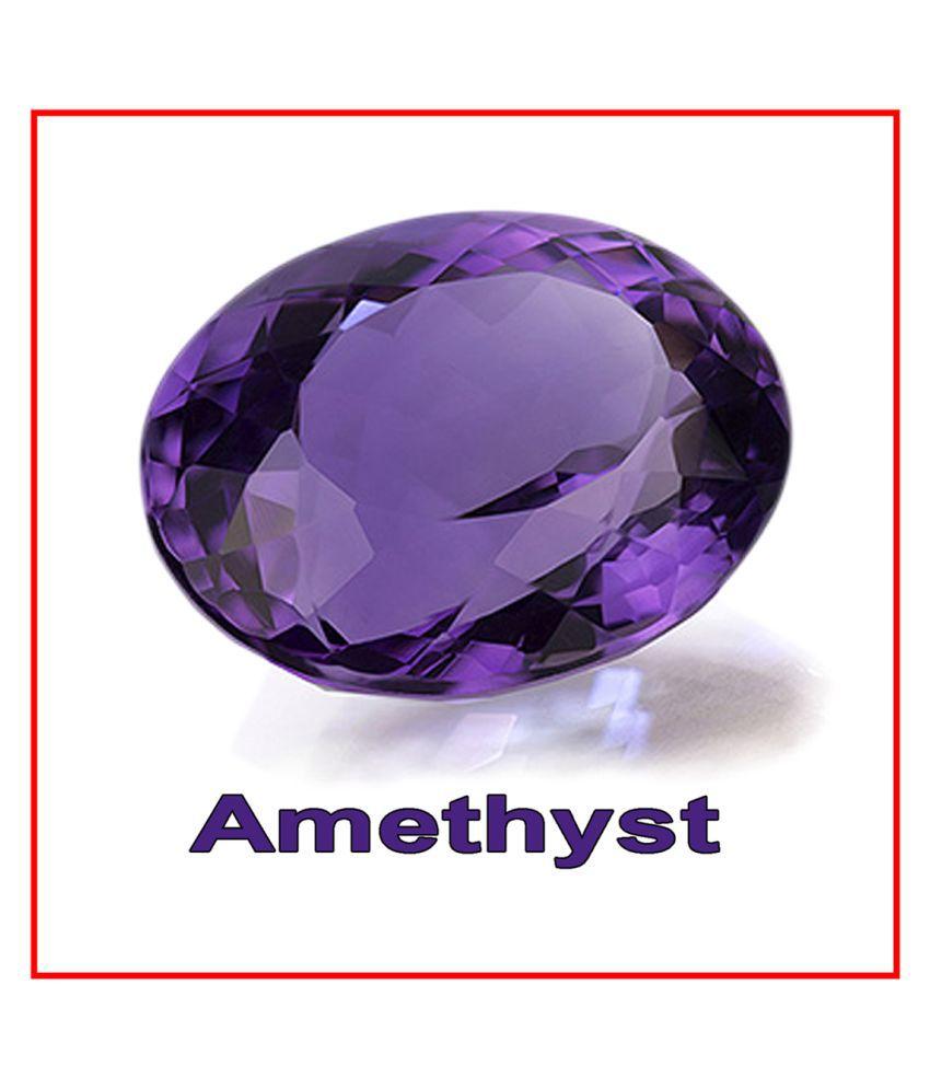 Color Gems 10 - 10.5 -Ratti Gem Select Amethyst