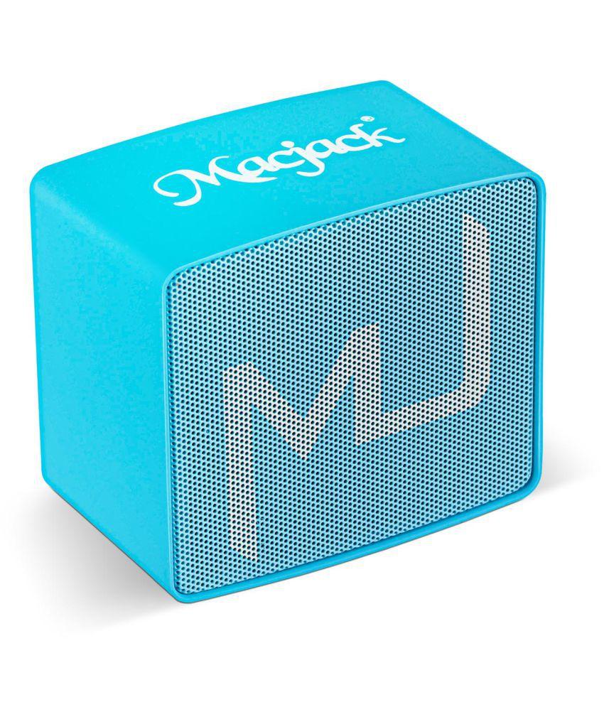 Macjack Wave 120 Bluetooth Speaker