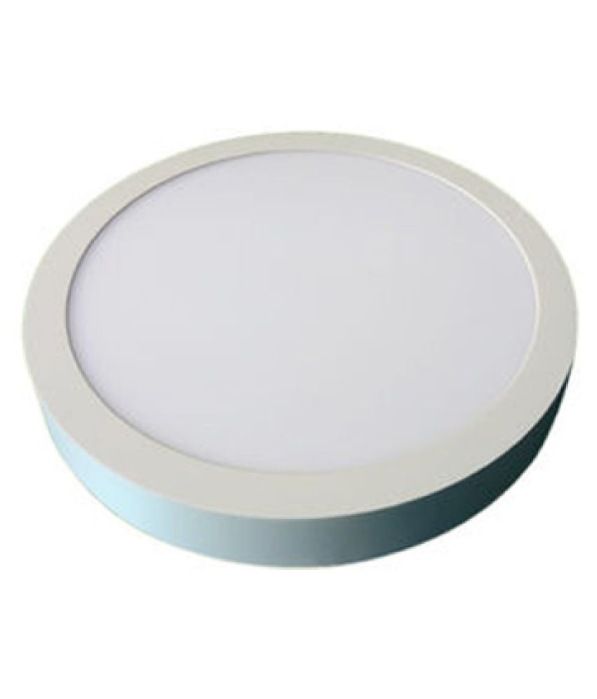 D'Mak Surface 18W Round Ceiling Light 21 cms. - Pack of 1