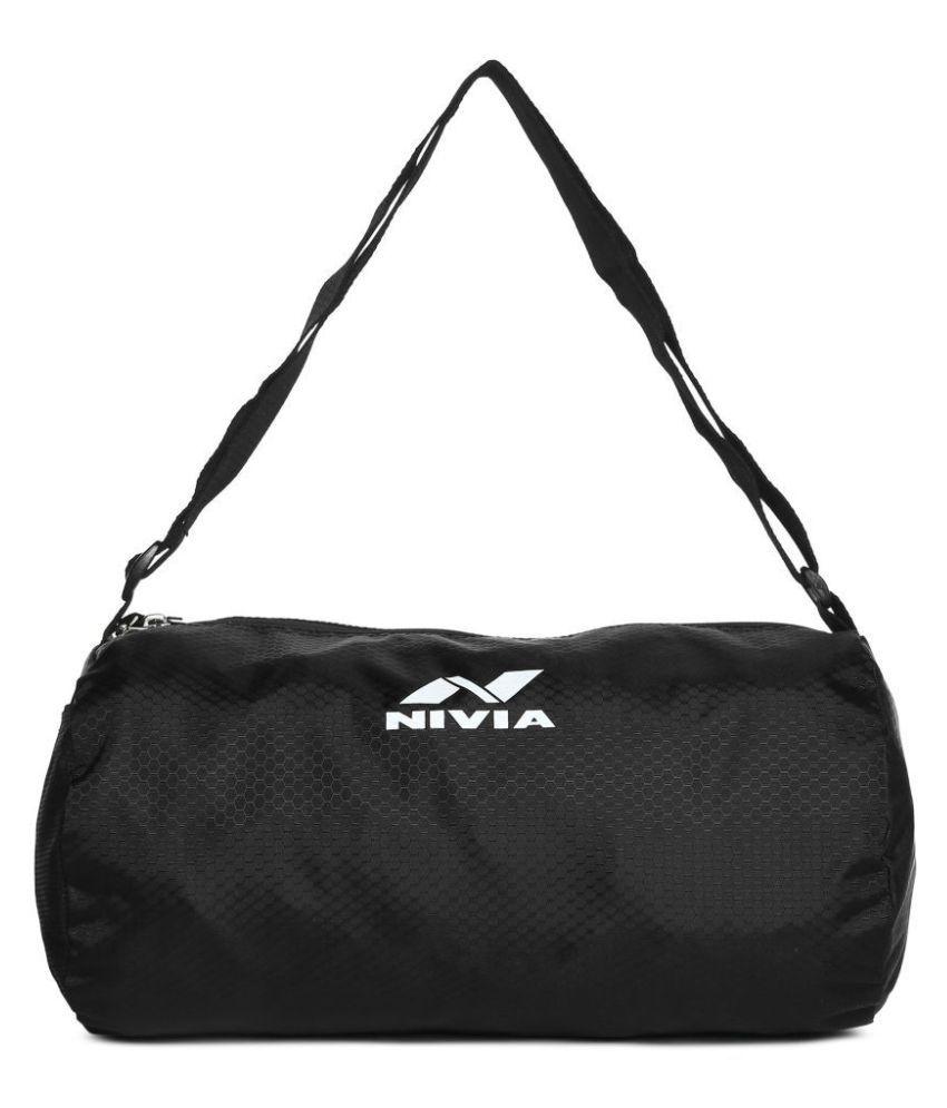 Nivia Small Polyester Gym Bag