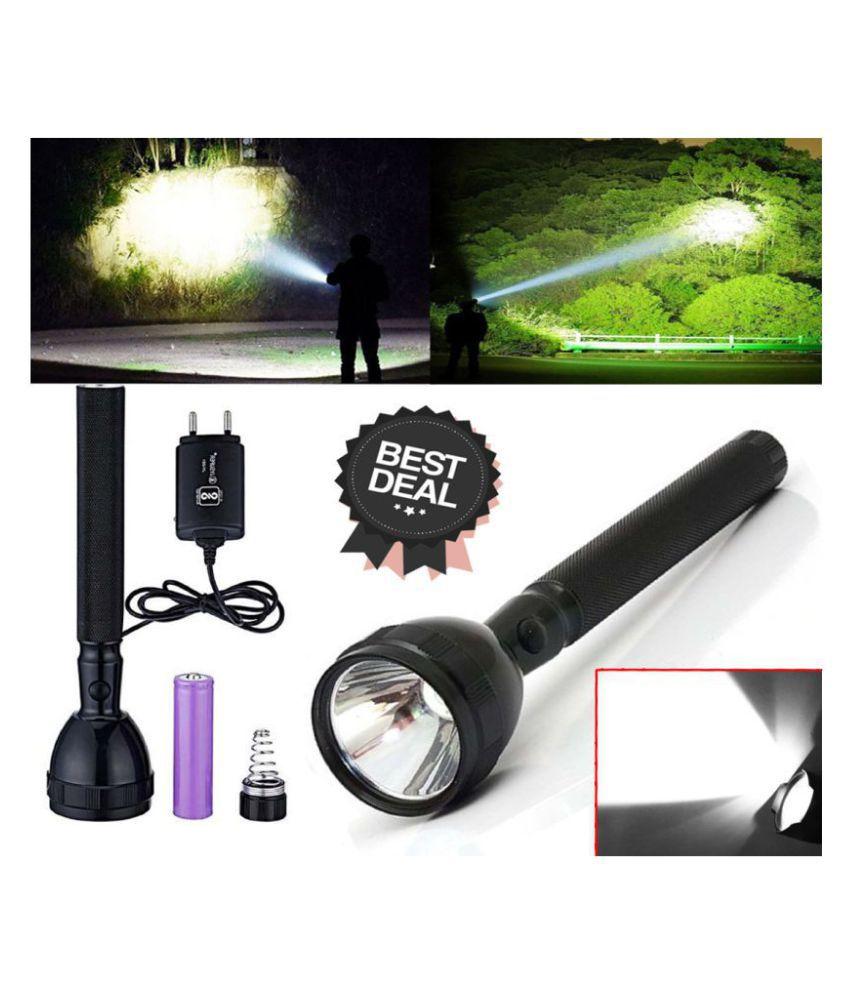 SM 2W Flashlight Torch 700 meter - Pack of 1