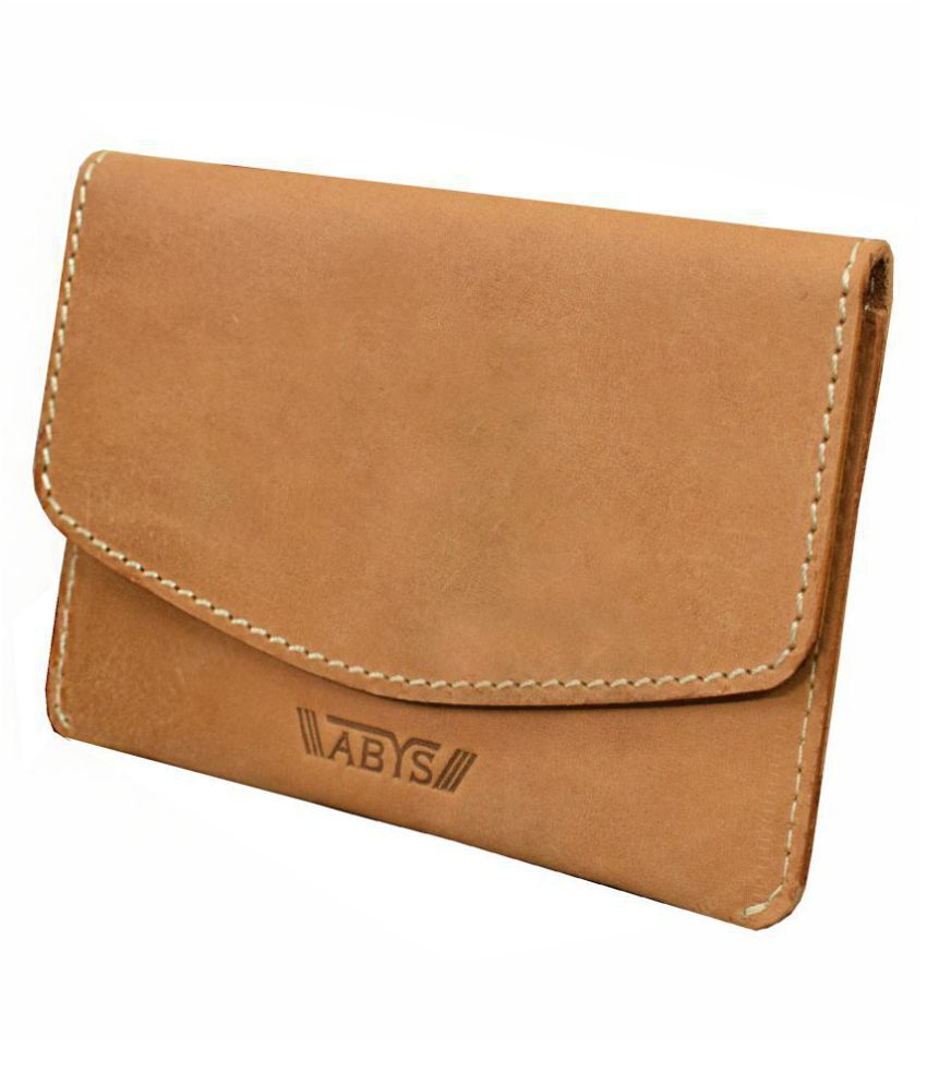 100% Genuine Leather Card Holder||Card Case||Money Clips for Men and Women