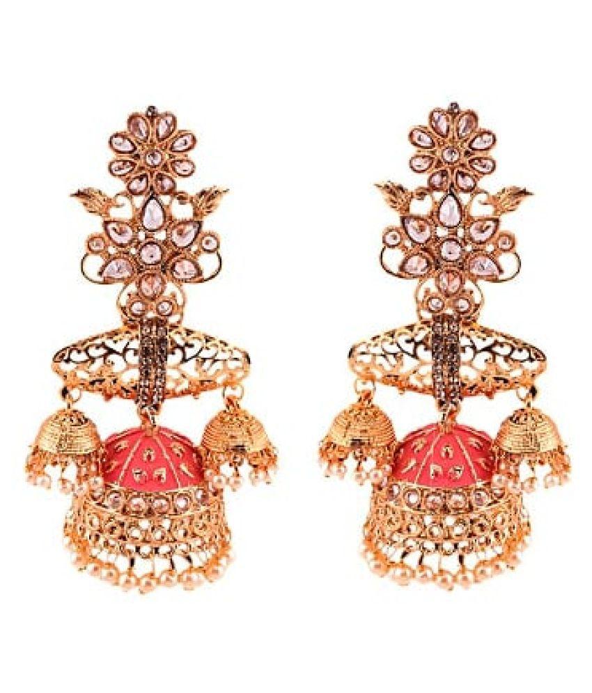 Mehak Gupta Copper Multicolour Designer For Girls/Women's