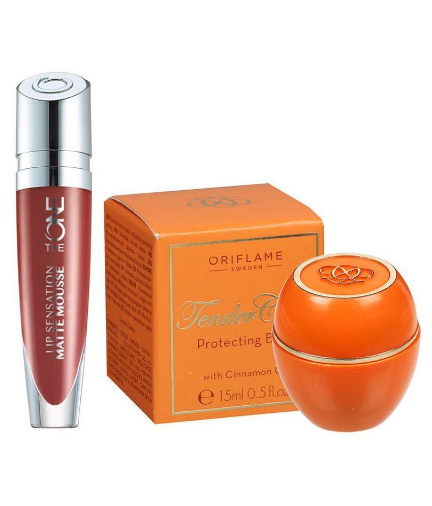 The One Tender Care Balm, Nude Passion Lip Gloss Liquid Nude 5 mL