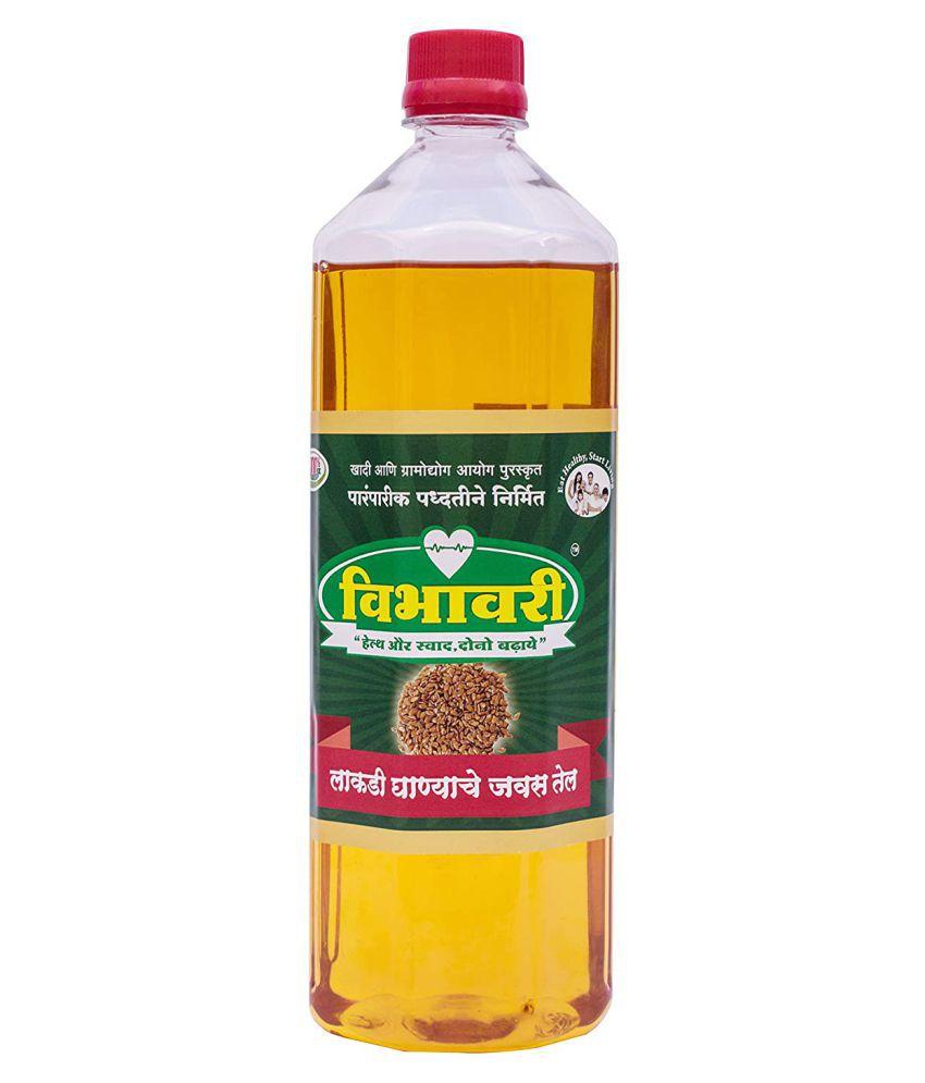 Vibhavari Flax Seed Oil 1 L