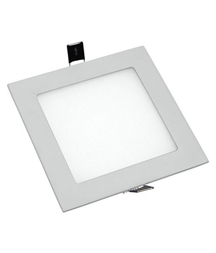 D'Mak Multi Traders 4W Square Ceiling Light 6.7 cms. - Pack of 1