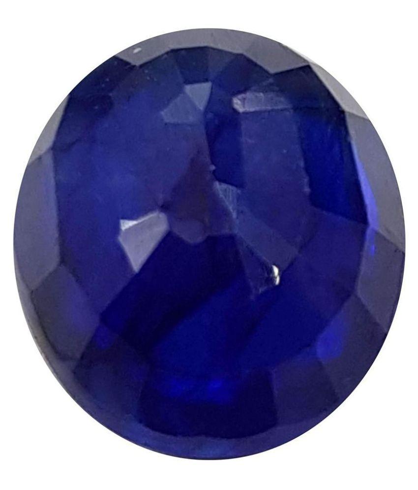 DBRAZIELA 11 - 11.5 -Ratti Self certified Blue Sapphire (Neelam)