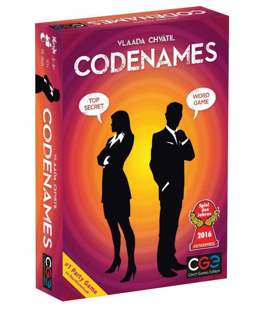 Mubco | Codenames Game