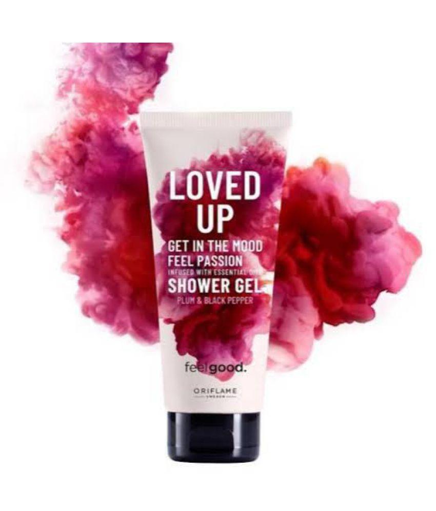 Loved Up Shower Gel Feel Good Shower Gel 200 mL