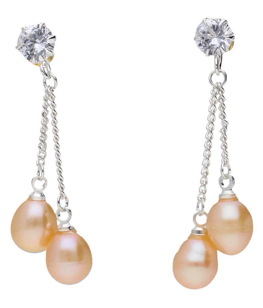 Lavender Pearl Hangings