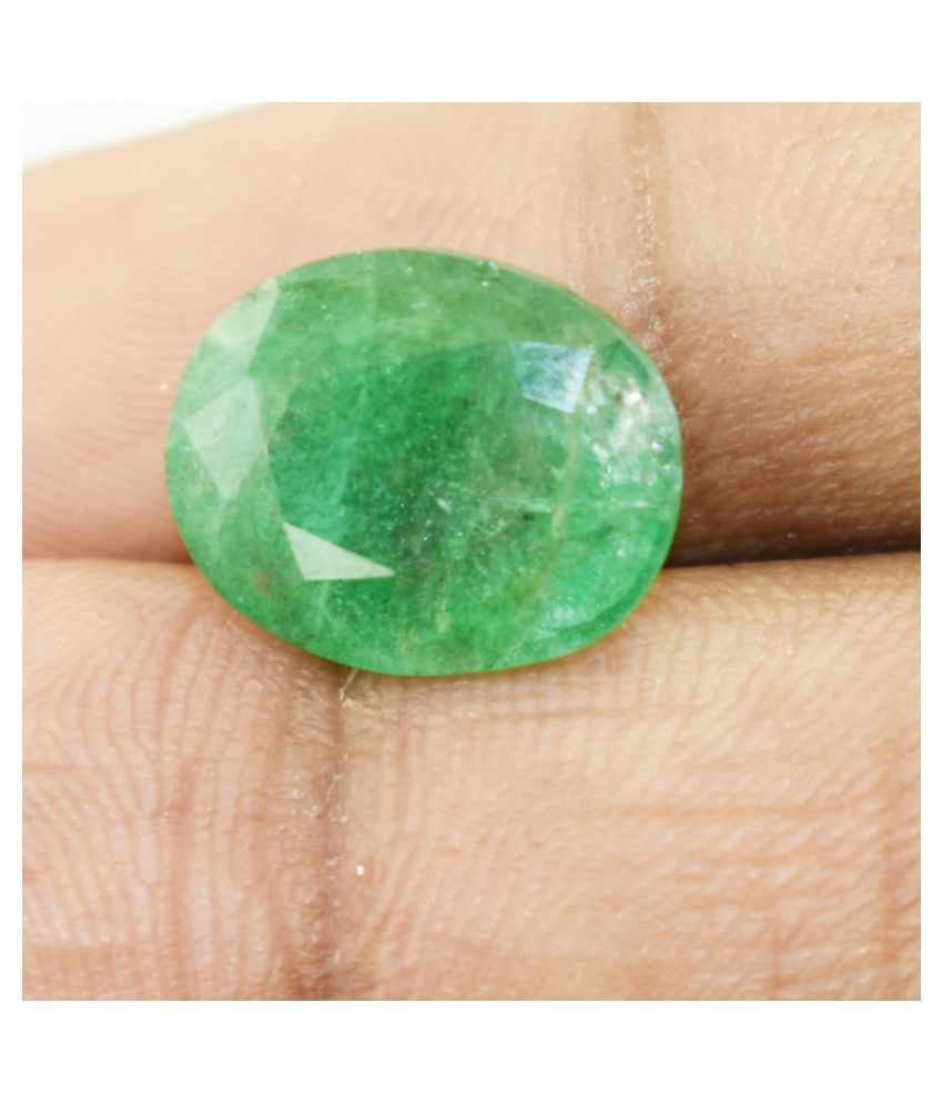 Nirvana Gems 9 - 9.5 -Ratti IGL Emerald