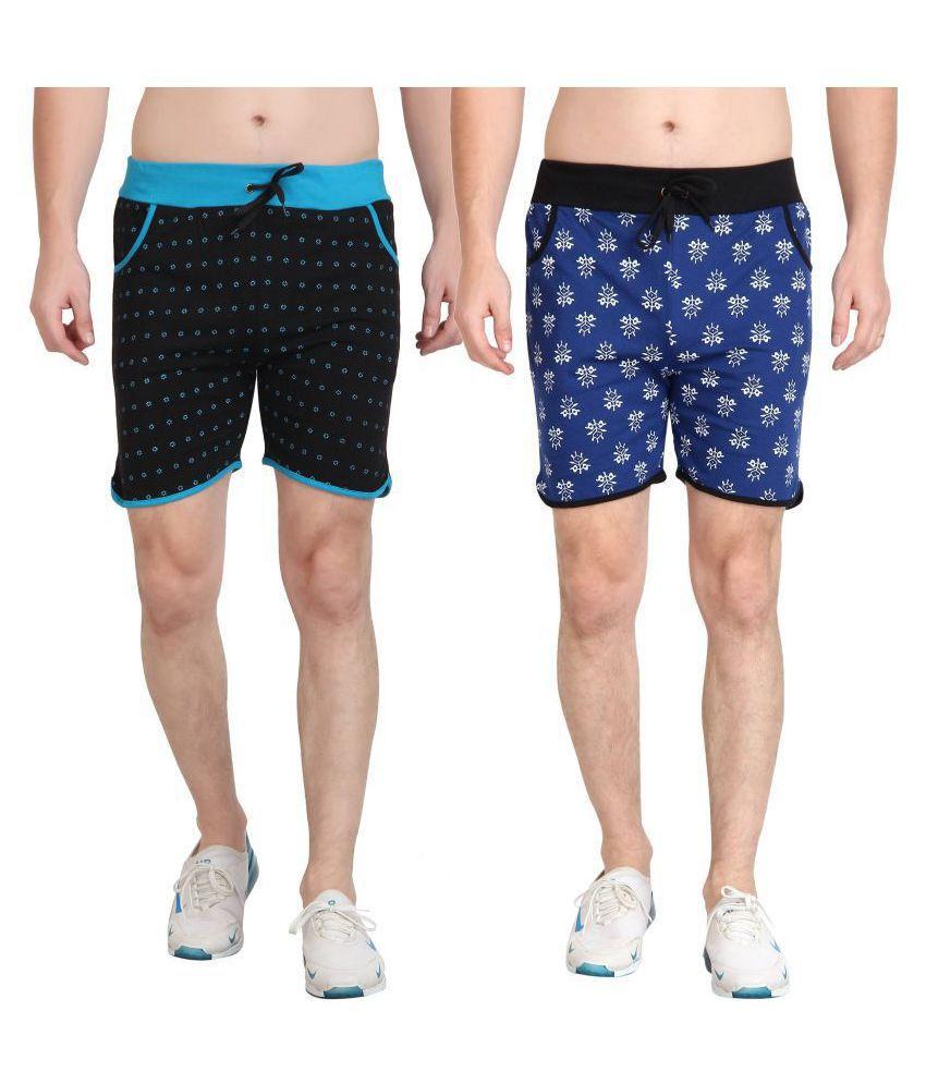 Diaz Multi Shorts 2