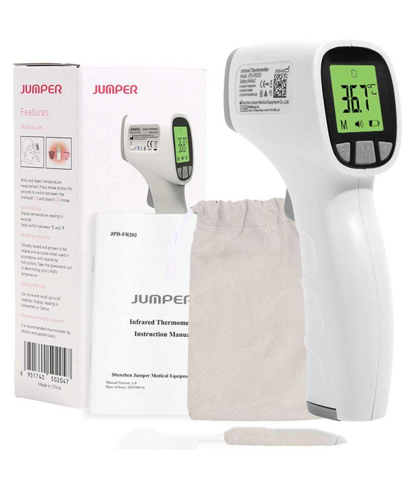 Jumper Jumper Infrared Digital Thermometer Jpd-Fr202 JPD-FR202 Flexible
