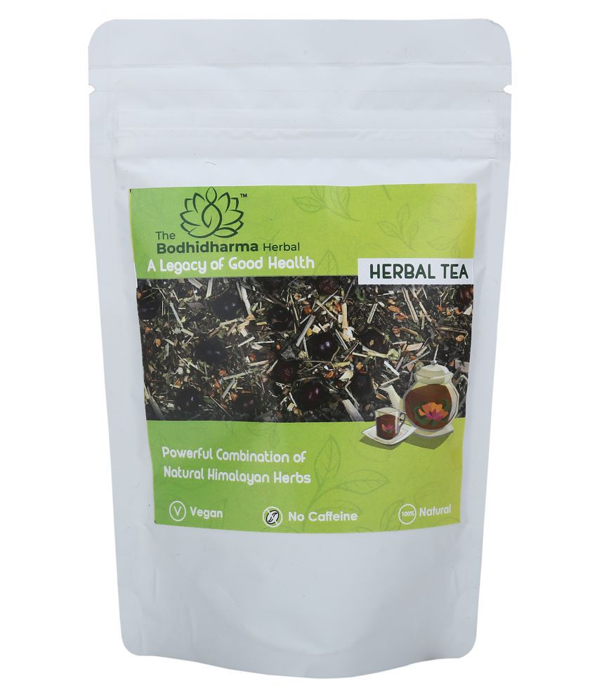 The Bodhidharma Herbal Lemongrass Tea Loose Leaf 290 gm