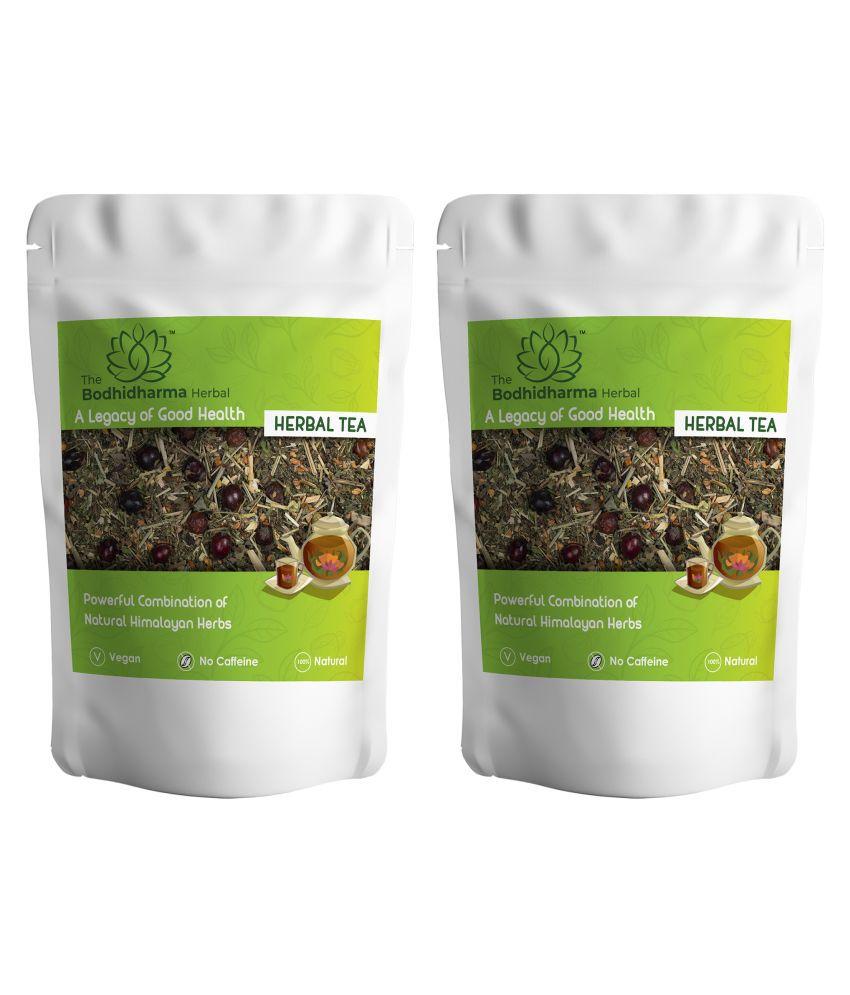 The Bodhidharma Herbal Lemongrass Tea Loose Leaf 200 gm