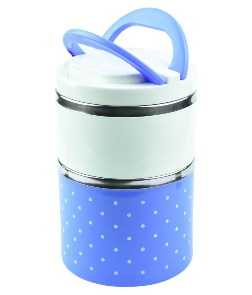 Home Select Assorted Stainless Steel Lunch Box