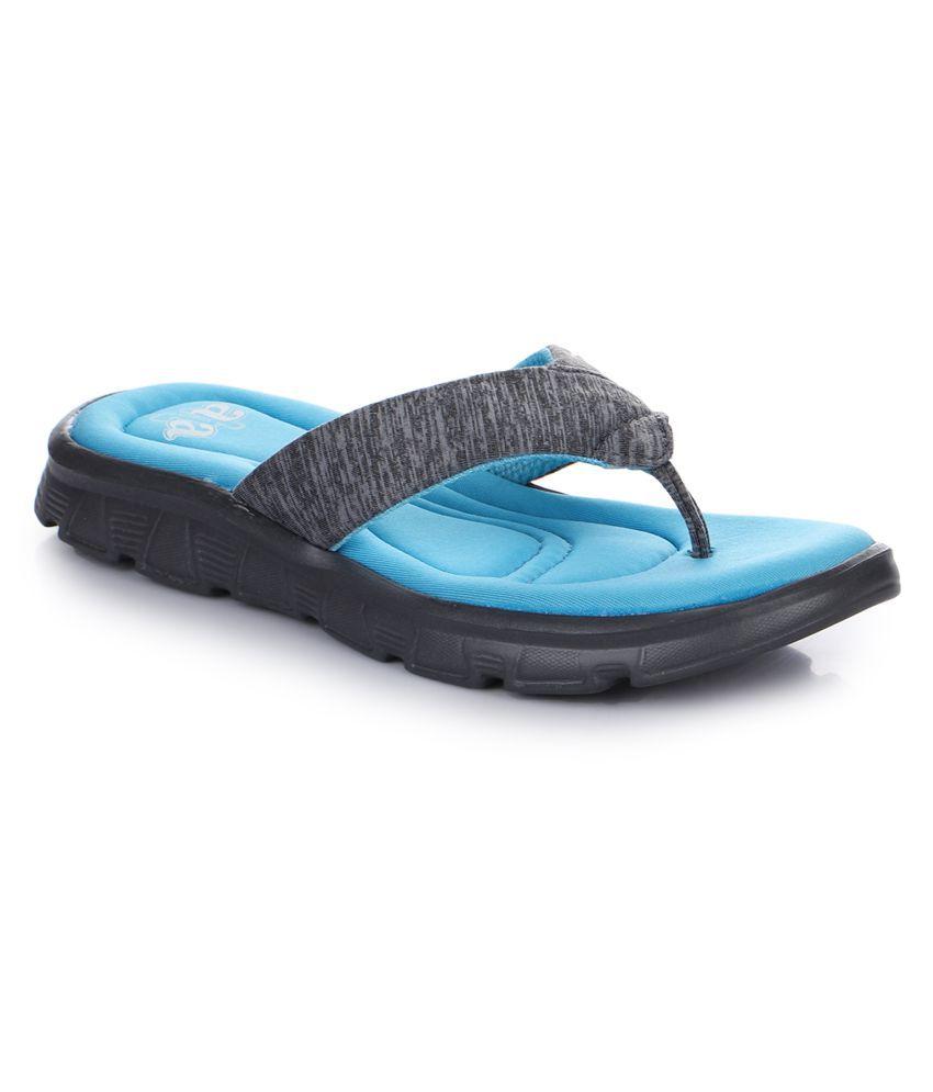 Liberty Blue Slippers