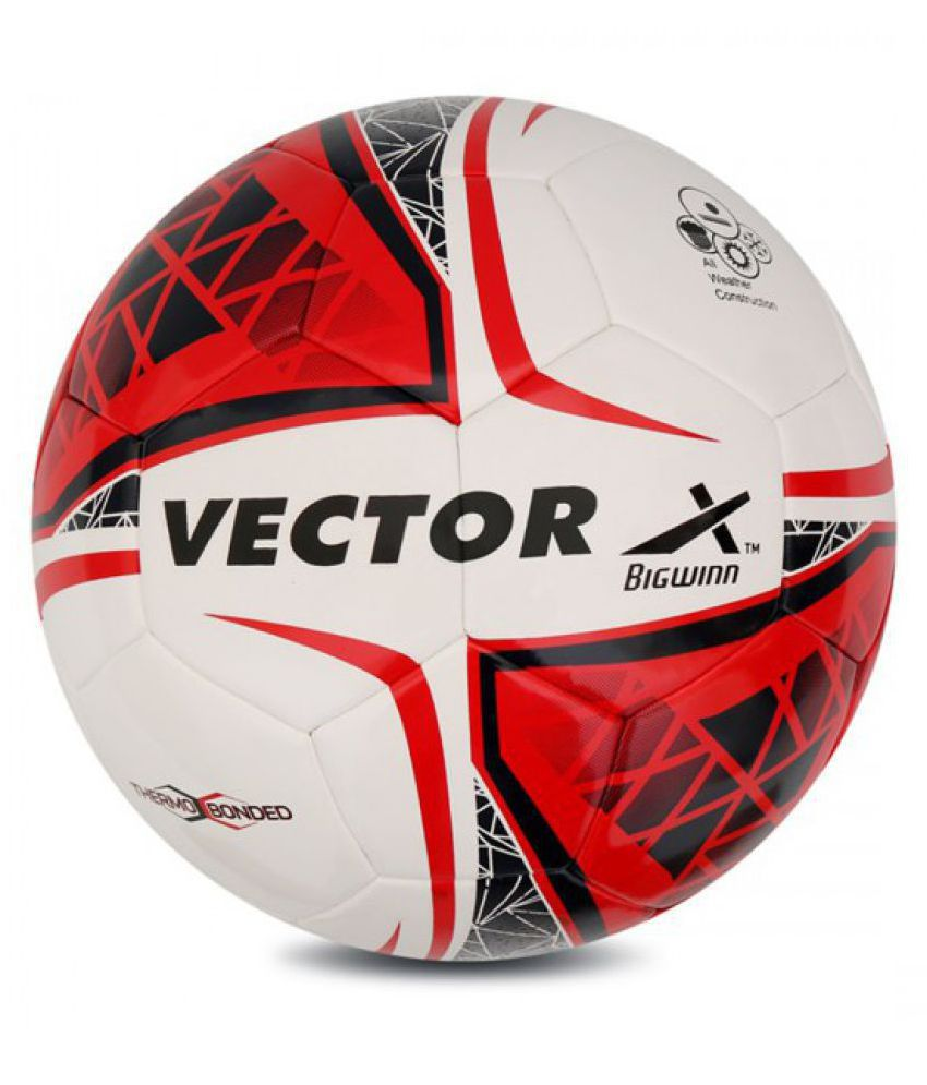 Vector X BIGWINN White Football Size  5