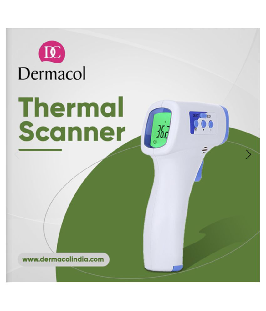 DERMACOL INFRARED THERMOMETER Hard