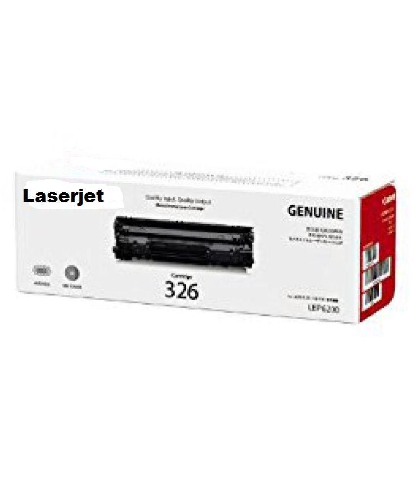 laserjet 326 TONER Black Single Cartridge for