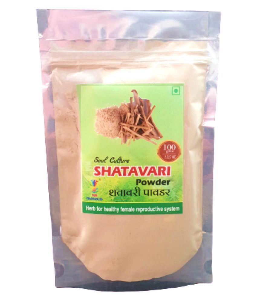 Soul Culture Shatavari forHealthyFemaleReproductiveSystem Powder 100 gm