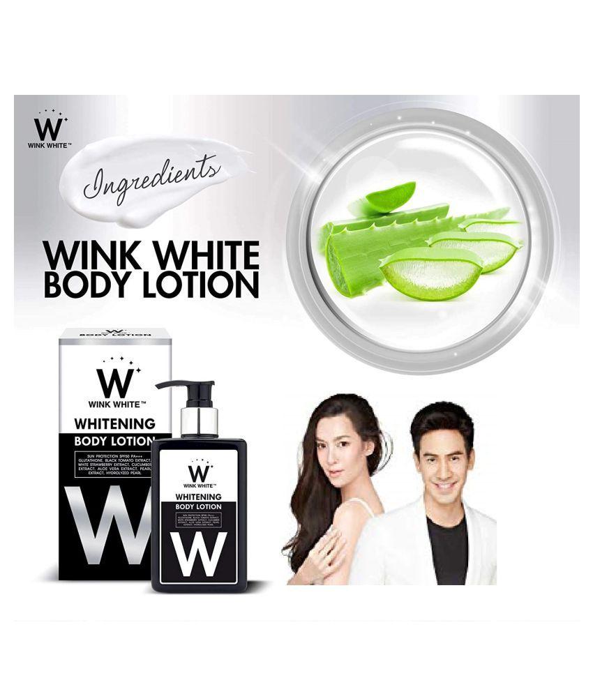 WINK WHITE SKIN WHITENING THAI ORIGIN WRINKLE FREE, FAIRER ...