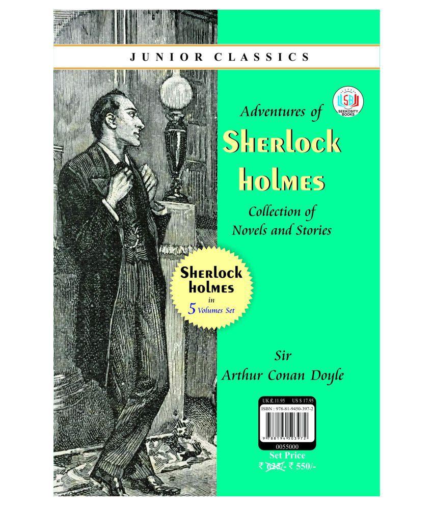 The Adventures of Sherlock Holmes (5 BOOKS COLLECTION) by SIR ARTHUR CONAN DOYLE