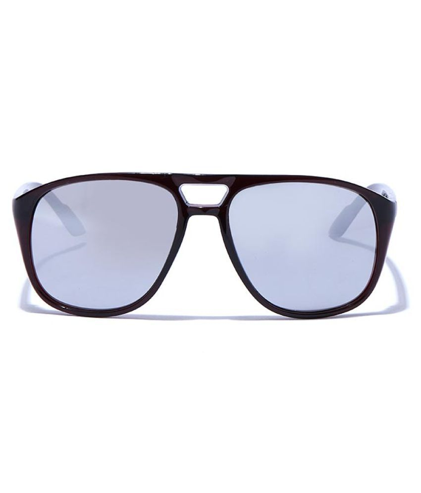 Coolwinks - Silver Square Sunglasses ( S10C5833 )