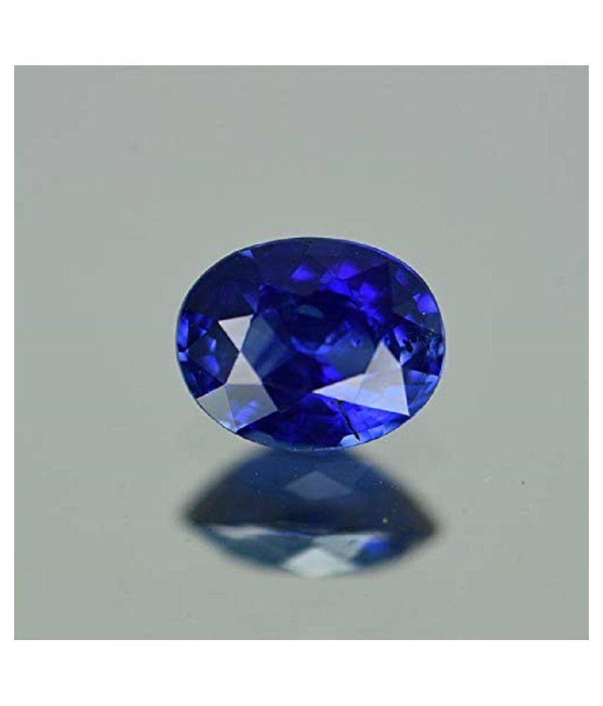rare kind gems 7 - 7.5 -Ratti IGL Blue Sapphire (Neelam)
