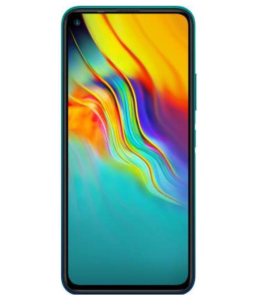 INFINIX Hot 9 ( 64GB , 4 GB ) Ocean Blue