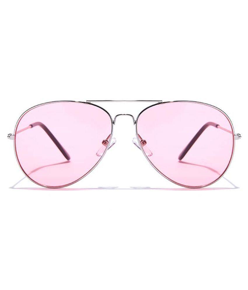 Coolwinks - Pink Pilot Sunglasses ( S33B5891 )