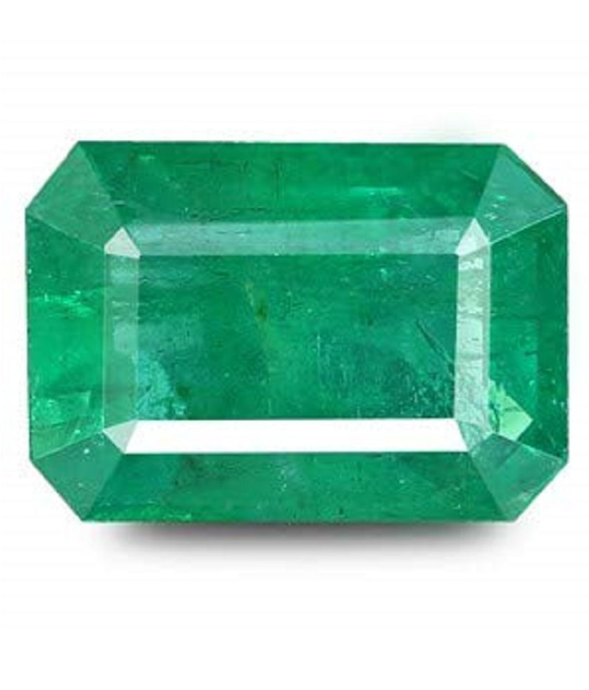 Gems World 6 - 6.5 -Ratti Self certified Emerald