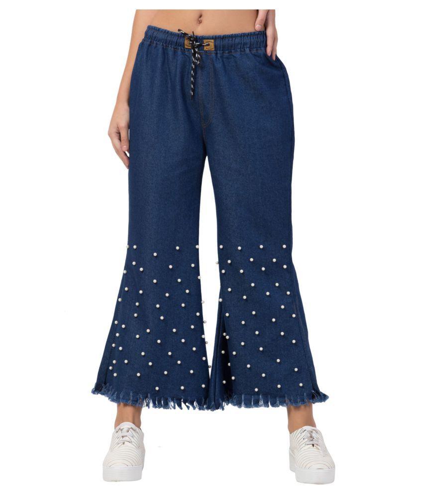 Ira Premium Collections Denim Jeans - Blue