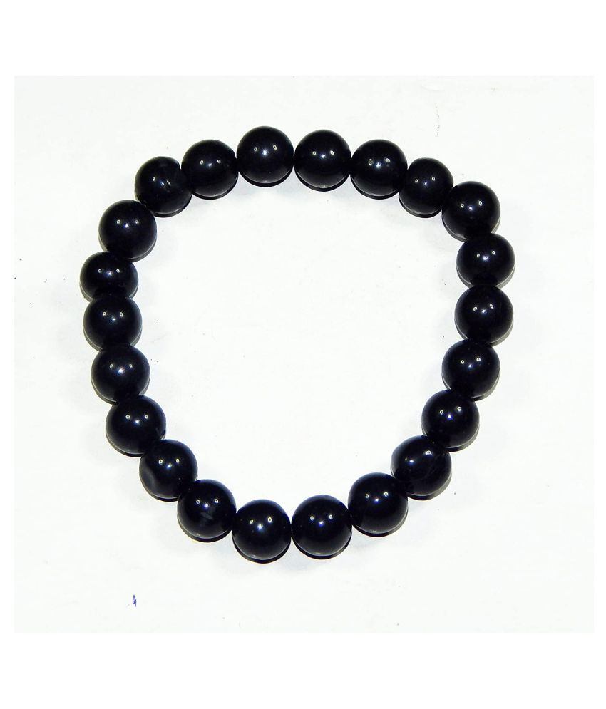 Urancia™ Natural Black Tourmaline Bracelet Best Quality