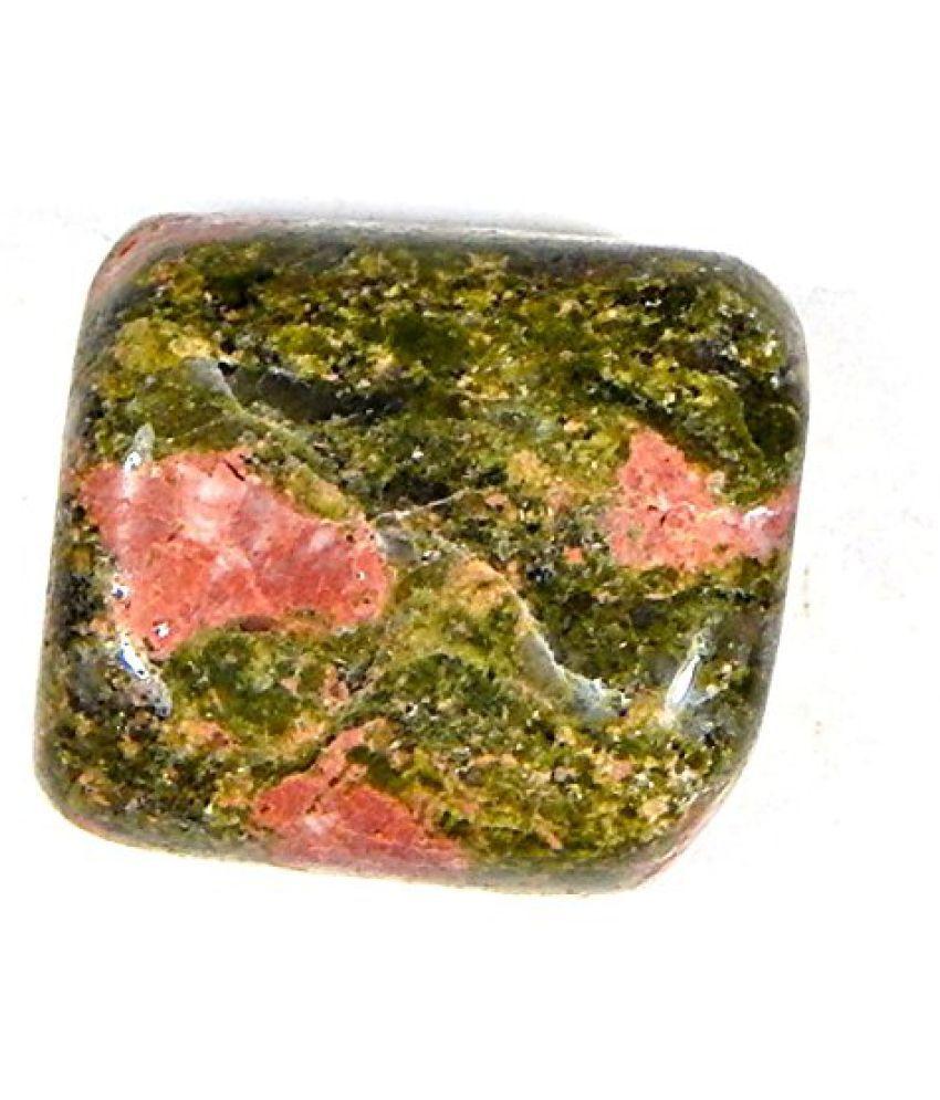 Urancia® Super Quality Very Rare Unakite Tumbled stone 82.6Cts