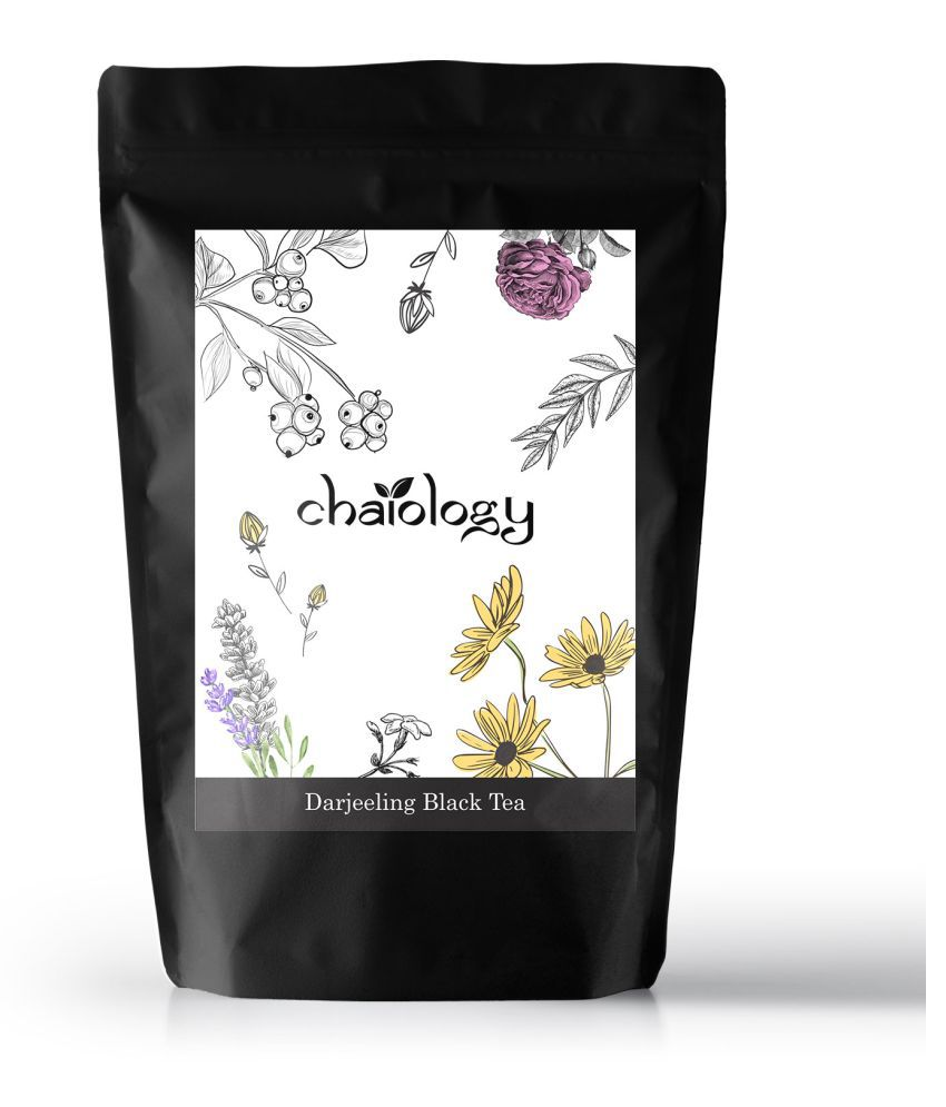 Chaiology Darjeeling Black Tea Loose Leaf 250 gm