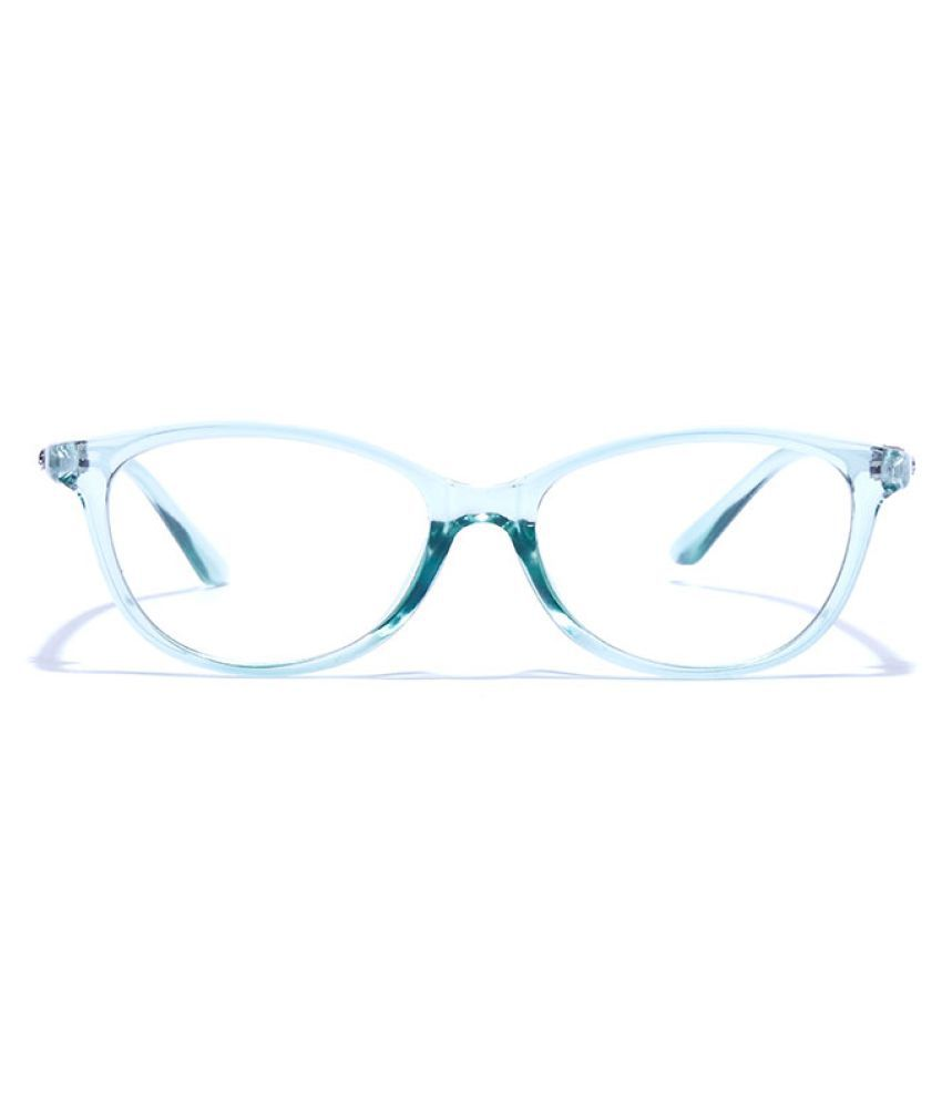 Coolwinks Green Oval Spectacle Frame CWE35C6251