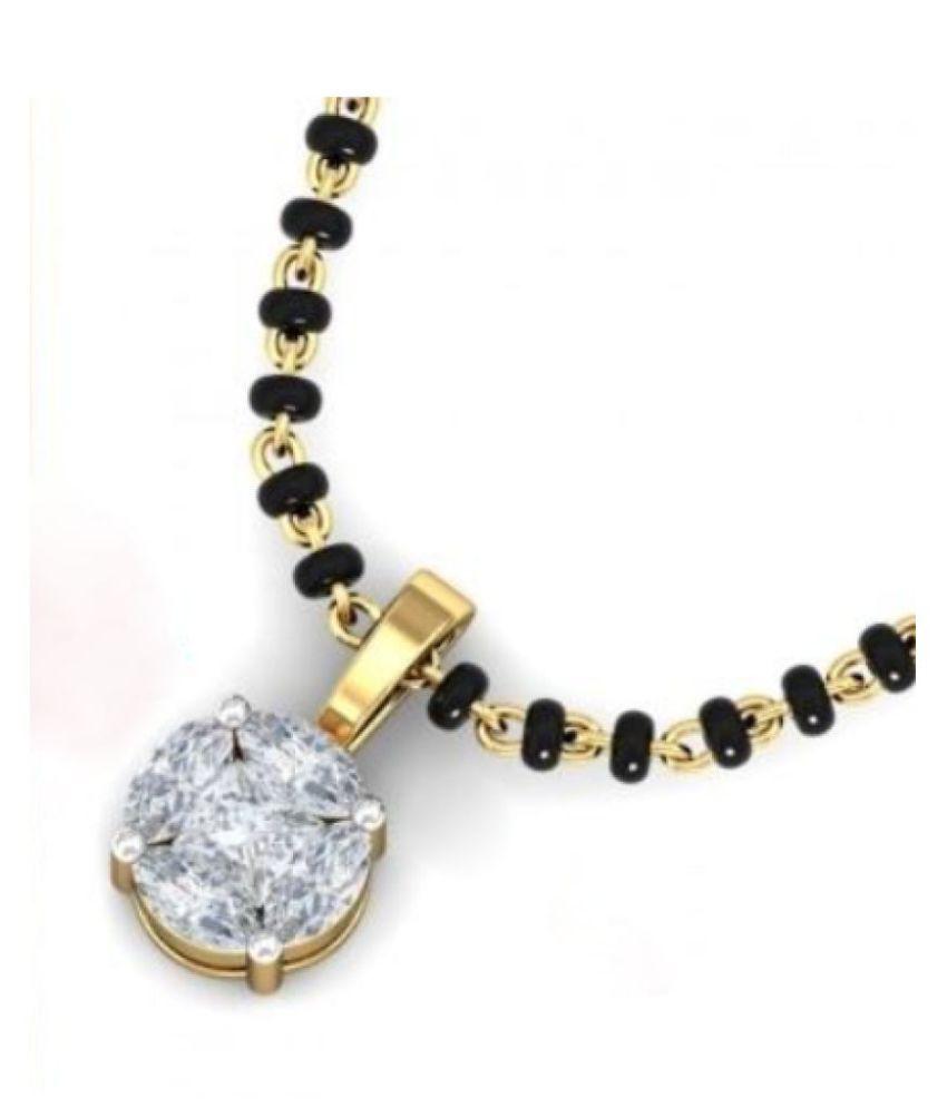 Gilher Bollywood Deepika Daily Wear American Diamond 18 ...