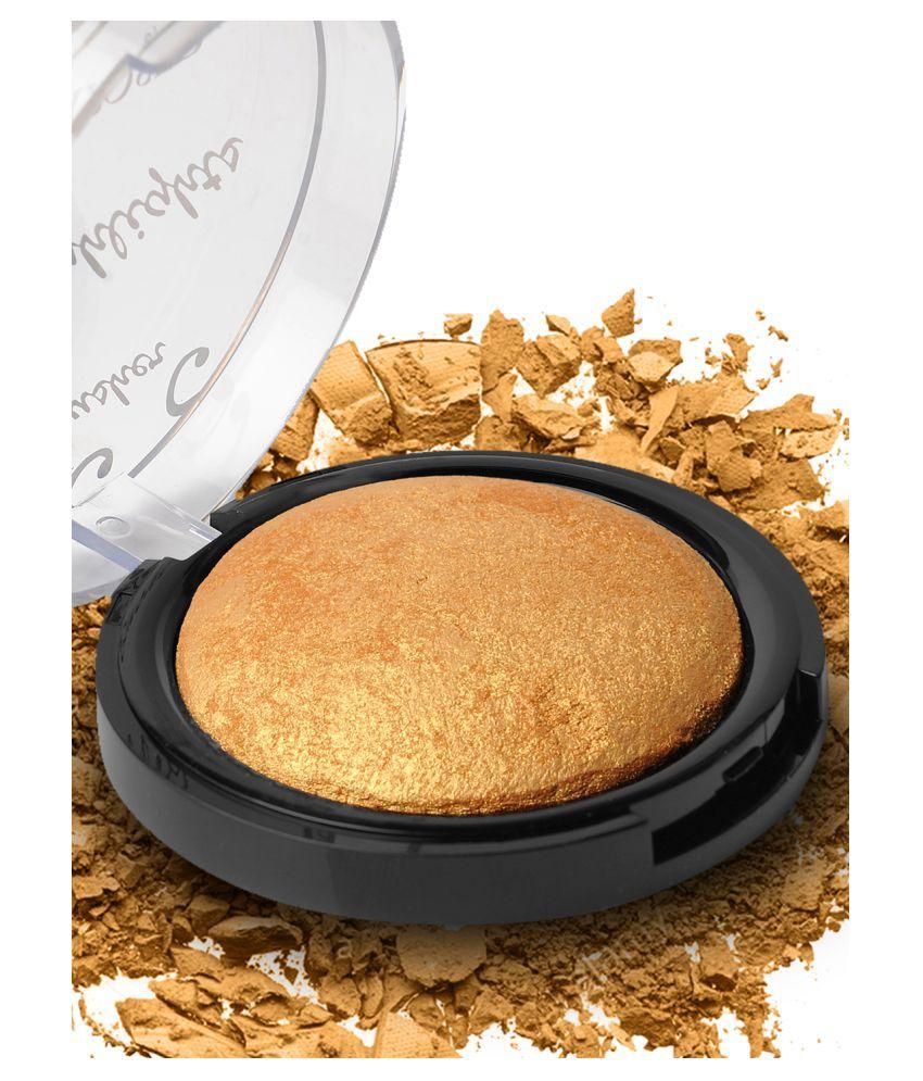 Incolor Pressed Powder Blush 11 Gold SPF 12 9 g