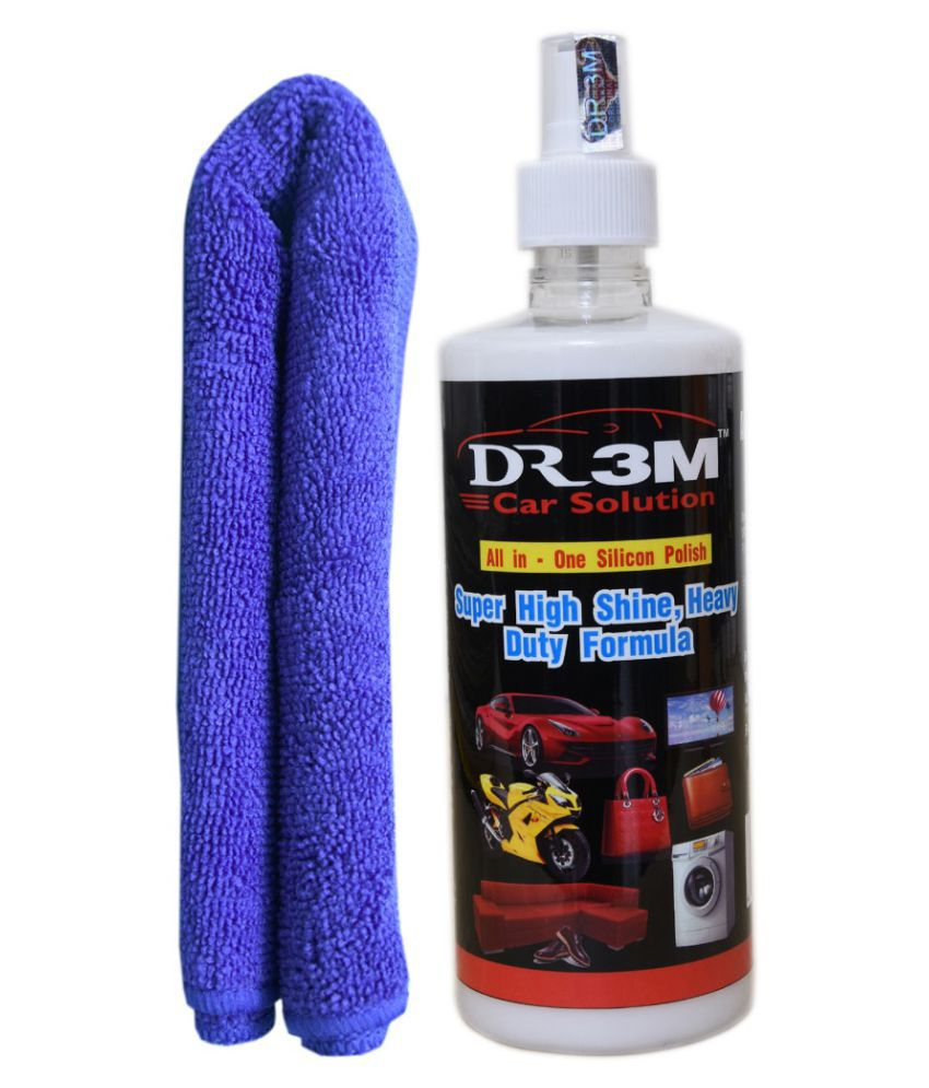 DR 3M CAR SOLOUTION Sports & Racing In Car Sticker Blue
