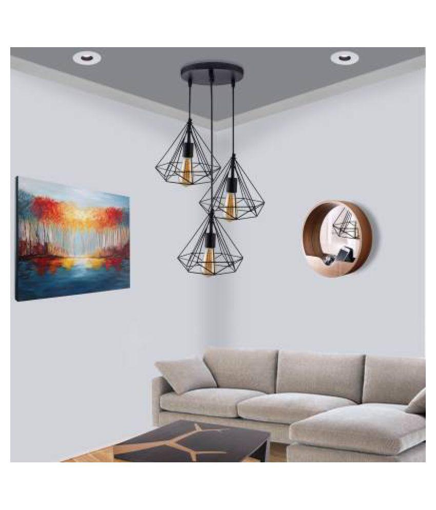 Rajat Handicraft 5W Round Ceiling Light 22 cms. - Pack of 3