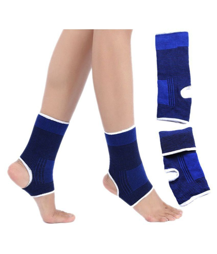 Jm 2 X Leg Ankle Joint Support Free Size