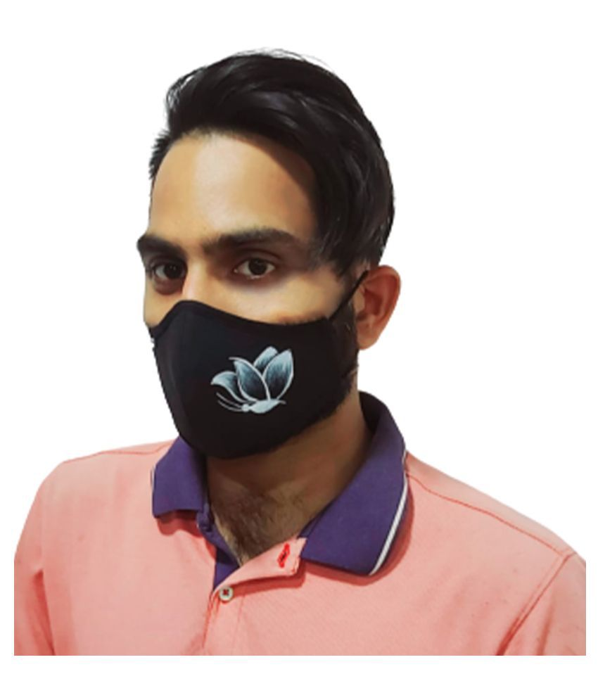 THEKAVACH Designer face mask Filters