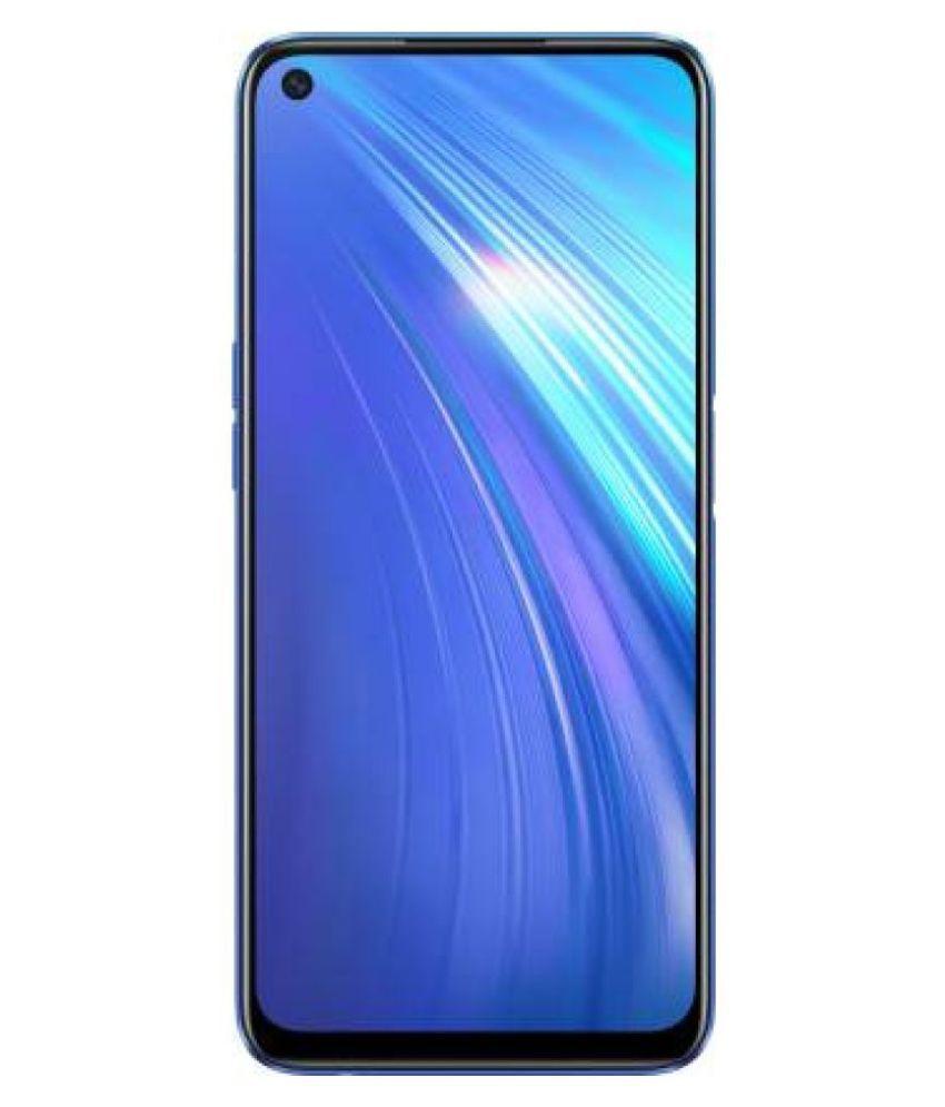Realme 6 ( 64GB , 6 GB ) Blue